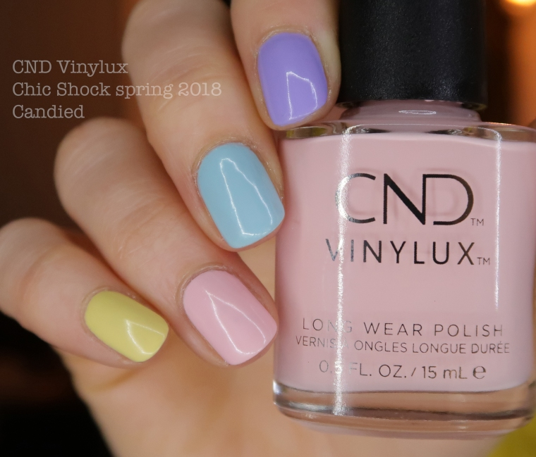 cnd chic shock candied copy